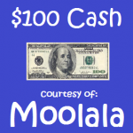Back to School Giveaway:  $100 Cash!