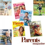 Parents Magazine:  $3.99 for a one year subscription!
