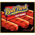 HOT Printable Alert:  $.75/1 Ball Park franks!