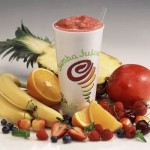 Jamba Juice:  Cheap frozen smoothies!