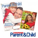 Scholastic Parent & Child Magazine – $3.50/year!