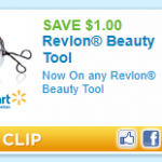 Walmart:  Cheap Revlon beauty tools!