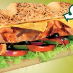 $10  Subway gift card for just $6.50!