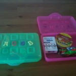 Fun with Kids:  Snack boxes