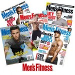 Men's Fitness Magazine $3.50/year