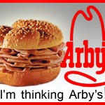 Arby's:  Free regular roast beef sandwich + other great offers!