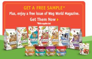 Dog Food Samples Free Uk