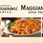 Get a $10 Chili's or Maggiano's gift card for just $5!