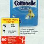 Walgreens:  Cheap Children's Advil and Cottonelle!
