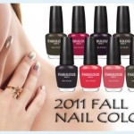 FREEBIE ALERT:  Crackle nail polish!