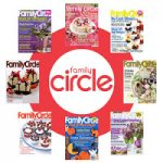 One year subscription to Family Circle Magazine for just $2.99!