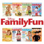 Disney's Family Fun Magazine only $2.99!