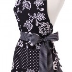 Flirty Aprons Sassy Black apron only $9.95!