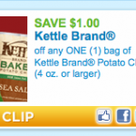 Get Kettle chips for $1.49 at CVS!