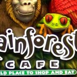 Rainforest Cafe:  $7.50 for a $15 Gift Card – that's 50% off!