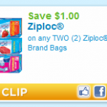 More printables = Cheap Ziploc bags and containers!