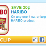 Haribo gummi bears coupon is BACK!
