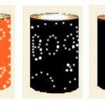 Halloween Craft: Tin Can Luminaries
