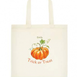 FREE Personalized Trick or Treat bag!
