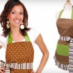 Groupon:  $15 for a $30 Flirty Aprons credit!