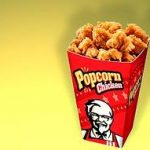 Get KFC Popcorn chicken coupon on 9/19!