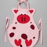 Super cute: Aprons for moms and kids starting at $9.99!