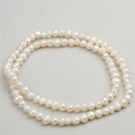Freshwater Pearl Necklace – $9 shipped (today only!)