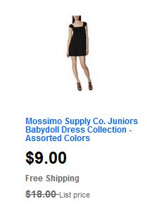 Mossimo Supply Co Shoe Size Chart