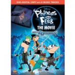 Phineas & Ferb the Movie:  only $9 after coupon!