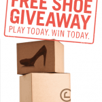 Rockport Shoes:  Enter to win FREE shoes + get a 20% off coupon!