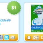 New Scrubbing Bubbles coupons + Walmart and Walgreens deals!