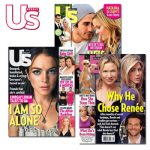 US Weekly:  $25.99/year and Parents Magazine $4.99/year