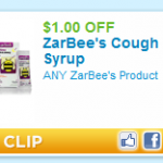 $1/1 Zarbees printable = moneymaker at Walgreens on 9/25!