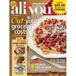 All You Magazine subscription plus FREE O-P-I Nail polish only $10!