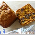 Tasty Treat Tuesday: Pumpkin Chocolate Chip Bread