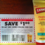 FREEBIE ALERT:  Free Carmex healing skin care at Walgreens!