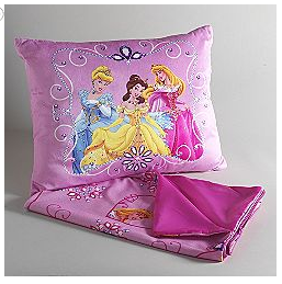 Disney Grab And Go Sleeping Bag And Pillow As Low As 14