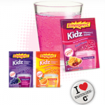 FREEBIE ALERT:  Free Smoothie King & Free Emergen-C Kids