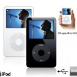 Apple iPod 30GB 5th generation only $89.99!