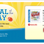 Kroger Daily Deal:  $2 off Charmin toilet paper!