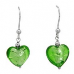 Venetiarum Sterling Silver Heart Earrings as low as $5 shipped!