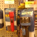 FREEBIE Alert:  Free Rayovac Flashlight!