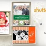 Shutterfly:  40 5X7 photo cards for $40!