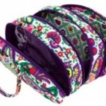Vera Bradley Outlet:  additional 20% off sale prices + CASH BACK!