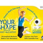 Your Shape Wii only $10 shipped from Walmart!