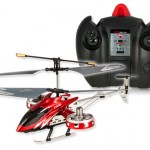 Remote-Controlled Mini Helicopter + Replacement Blades $19.99