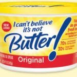 Printable Coupon Alert:  I Can't Believe It's Not Butter $.99 after coupon at Kroger