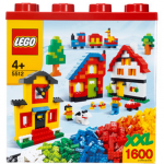 HOT DEAL ALERT:  LEGO XXL 1,600 Piece Building Set Box only $39!