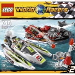 LEGO World Racers (191 piece set) only $14.99 shipped!