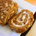 Tasty Treat Tuesday: Pumpkin Cake Roll